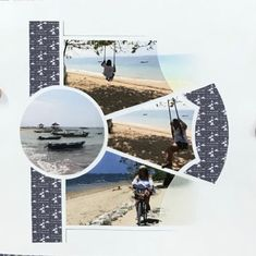 Casablanca, 4 Photos, Skateboard, Layout, Clarinet, Beach, Christmas, Shell, Skateboarding