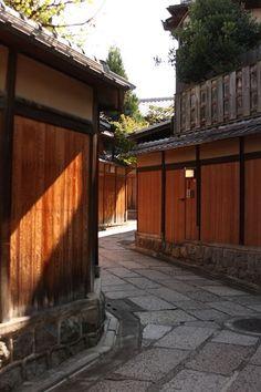 Ishibe-koji, Kyoto, Japan: photo by 和尚