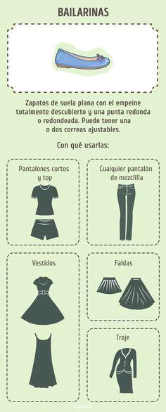 Balerinas, Zapatos, moda, estilo