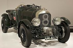 "Los increíbles ""modelos"" de Ralph Lauren Bentley Blower, Bentley Car, Classic Trucks, Classic Cars, Vintage Cars, Antique Cars, Old Sports Cars, Bentley Motors, Ralph Lauren"