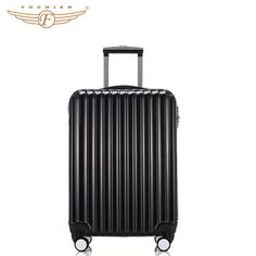 20 inch Travel Trolley Classic Design Hardside Cabin Luggage Bag