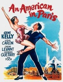 An American in Paris- one of my favorite movies!