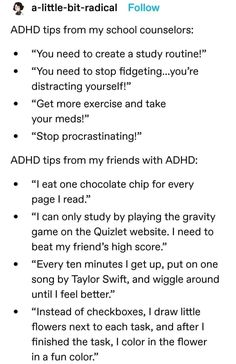 Life Hacks For School, School Study Tips, College Study Tips, Writing A Book, Writing Tips, Writing Prompts, Do I Have Adhd, Adhd Facts, Adhd Help