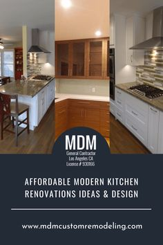 Renovating a kitchen can be a rewarding experience. Know a few crucial things that you should count on before renovating a kitchen. Modern Kitchen Renovation, Kitchen Remodeling, Contractors License, House, Design, Home Decor, Decoration Home, Home, Room Decor