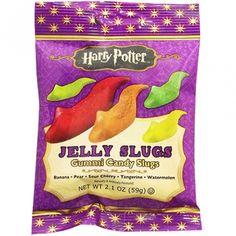 Harry Potter Gummi Candy Jelly Slugs 2.1 OZ (59g)