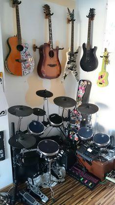 Music corner in my living room