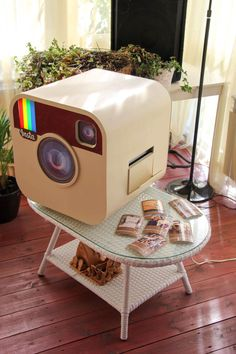 Instant photo booth printer hack lil blue boo kids pinterest instagram printer body on behance instagram printerbooth decorphoto boothsbooth ideasbirthday solutioingenieria Image collections