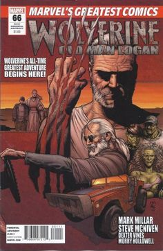 Wolverine MGC comic issue 66