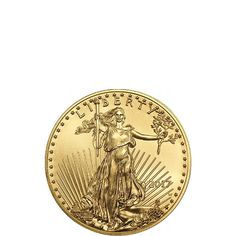 2017 1/10 oz American Gold Eagle Coins from JM Bullion