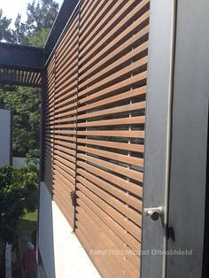 NewTechWood® is a pioneer in the development and manufacture of composite decking boards. We have earned a worldwide reputation for innovative wood plastic composite materials. Composite Cladding, Wood Cladding, Composite Decking, Deck Planters, Wpc Decking, Wood Planter Box, Backyard Landscaping, Landscape Design, Entrance