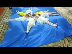 "Танец ""Рыбки"" - YouTube Gross Motor Skills, Videos, Songs, Feelings, Youtube, Music, Costume Design, Crafts For Children, Musica"
