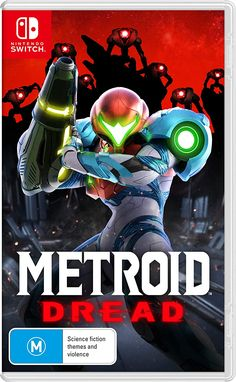 [Switch] Metroid Dread $64 Delivered @ Amazon AU