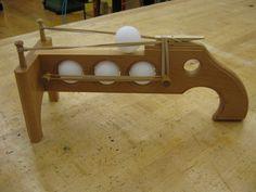 Ping Pong Shooter