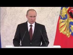 ВВ.Путин говорит молча Пародия Speechless Speech   WLADIMIR PUTIN