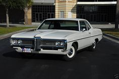 1968 Pontiac Catalina....Re-pin brought to you by #AUTOInsuranceagents at #Houseofinsurance in #Eugene