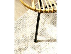 """Commencez par définir la taille de votre """"tapis"""".Pour son salon, la blogueuse Tête d'ange a par exemple demandé qu'on lui découpe 2 x 3 mètres de moquette."""