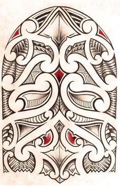 maori design new by *WillemXSM on deviantART
