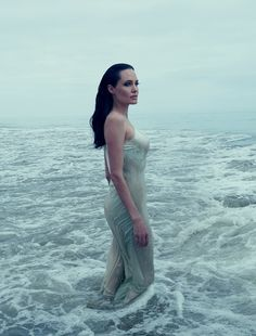 Angelina Jolie by Annie Leibovitz for Vogue US November 2015