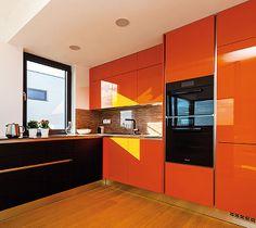 Kuchyňa, do ktorej sa Divider, Kitchen Cabinets, Kitchen Ideas, Furniture, Home Decor, Decoration Home, Room Decor, Cabinets, Home Furnishings