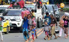 ফিলিপাইনে তাকফিরি সন্ত্রাসবাদ : হাজার হাজার মানুষের পলায়ন