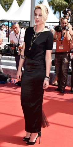The Best Looks from the 2016 Cannes Film Festival Red Carpet - Kristen Stewart  - from InStyle.com