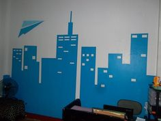 Our Office Wall Mural