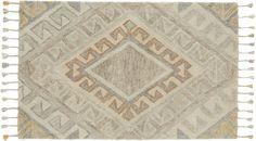 faded shag rug  | CB2