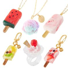 Q-pot Kawaii Summer Jewellery