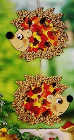 Autumn Crafts, Fall Crafts For Kids, Autumn Art, Thanksgiving Crafts, Art For Kids, Diy And Crafts, Paper Crafts, Fete Halloween, Halloween Crafts
