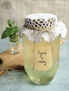 Herbal Medicine, Natural Medicine, Fruit Recipes, Cooking Recipes, Healthy Recipes, Christmas Food Gifts, Polish Recipes, Non Alcoholic Drinks, Cocktails
