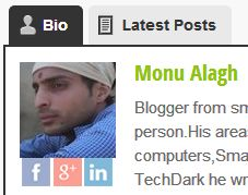 Download Author Bio Box WordPress Plugin: This is a great Free WordPress plugin by Slobondon Manic And Dragon Nicolic with features like latest posts