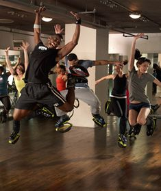 8 Classes That Don't Feel like Exercise: BOING with Kangoo