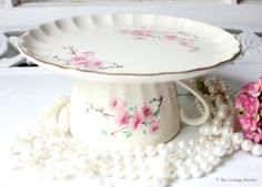 fab.. turn your pretty plates in to pretty platters
