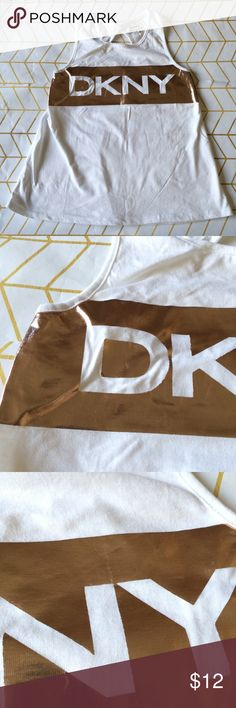 Sample Sale! DKNY Girls Tank, M DKNY Sample Sale! PLEASE READ: Boy's Tees are marked down to $10, Girl's Tees/Tanks to $12, and everything else, from dresses to sweaters and jackets are way down to $15, PLUS the 10% bundle discount! Since these boutique items are heavily discounted, list/bundle prices are FIRM, no Offers. Retail ranges from $22 to $80. 55-80% off!  These items are direct from manufacturer and will have a sample tag or no tag added, and may have no size/brand sewn into…