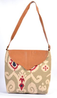 Leather Flap Bag have various types in unique collection of canvas. Great Highly thick fabric & Leather used contain canvas work with leather belts & Flap ,Zip and smart handle to carry regularly for working women's and girls. #handbag #purse #Ahmedabad  #handmade #Designerbags #bags #styleincraft #leatherbags #tabletbag #clutches #flapbag #largepouch #Diwali2015