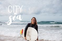 Leaving the City for the Sea - SurfGirl Magazine