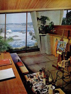 Artist's Studio, 1967