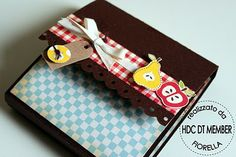 """Minialbum"" di Alice Carman by Fiorella Easy Hobbies, Hobbies To Take Up, Hobbies For Couples, Hobbies For Women, Hobbies That Make Money, Hobby Lobby, Hobby Room, Mini Album Scrapbook, Making Money Teens"