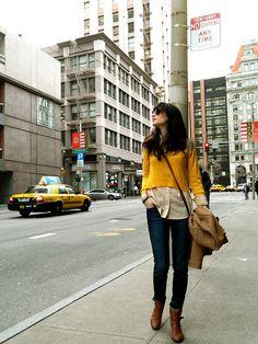 City Slicker  BY SHERMINEH G., 23 YEAR OLD BLOGGER- POSTGRADCHIC FROM SAN FRANCISCO