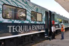 Ce n'est pas le nom d'un cocktail corsé mais bel et bien celui d'un train. Dans l'Etat de Jalisco, le Tequila Express vous fait voyager de manière bon enfant sur les terres de cette boisson nationale, avec visite d'hacienda et de distillerie. Plus chic, son concurrent le José Cuervo Express vous emmènera même jusqu'au village magique nommé Tequila.
