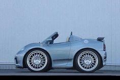 coche Smart original que fue rediseñado en muchos sentidos smart cars17 The Smart Cars looks amazing