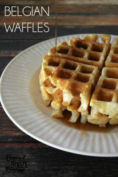 Belgian Waffles | Br