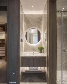 Bathroom Lighting, Mirror, Furniture, Design, Home Decor, Bathrooms, Bathroom Light Fittings, Bathroom Vanity Lighting, Decoration Home