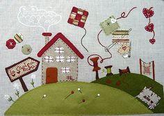 Diseño Gratuito de Marie Suarez para www.lacasinaroja.com