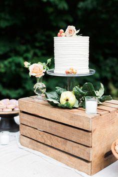 Garden Pacific Northwest Wedding