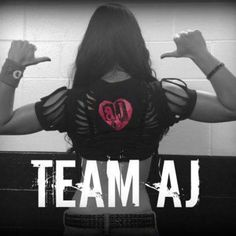 Always. All Day. #TeamAJ