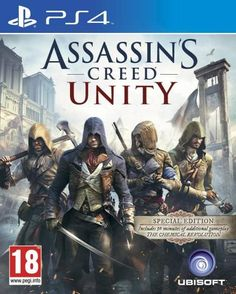 #Assassin's creed unity special edition ps4  ad Euro 28.90 in #Ubisoft #Videogiochi