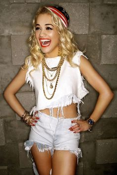 Rita Ora Tattoos | Here's are a few of my favourite Rita Ora inspired picks from the High ...