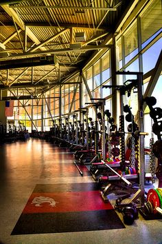 Beautiful Emerald Gym Everett