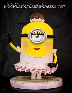 Minion Ballerina